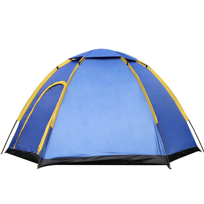 Outdoor 3-4 People Camping Tent Instant Pop-up Waterpro