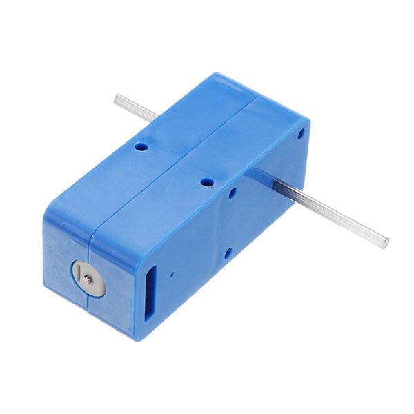Machifit 6V 15000rpm Mini Electric Reduction Box DC Gear Motor Biaxial Output Motor