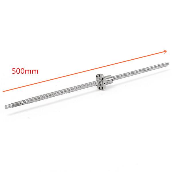 SFU1204 500mm Ball Screw with Nut CNC Tool