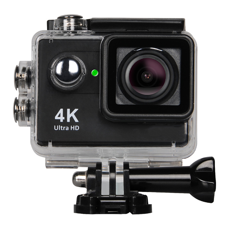 XANES H9 4K WiFi Sports Camera 173 Wide Angle 2.0 LCD H
