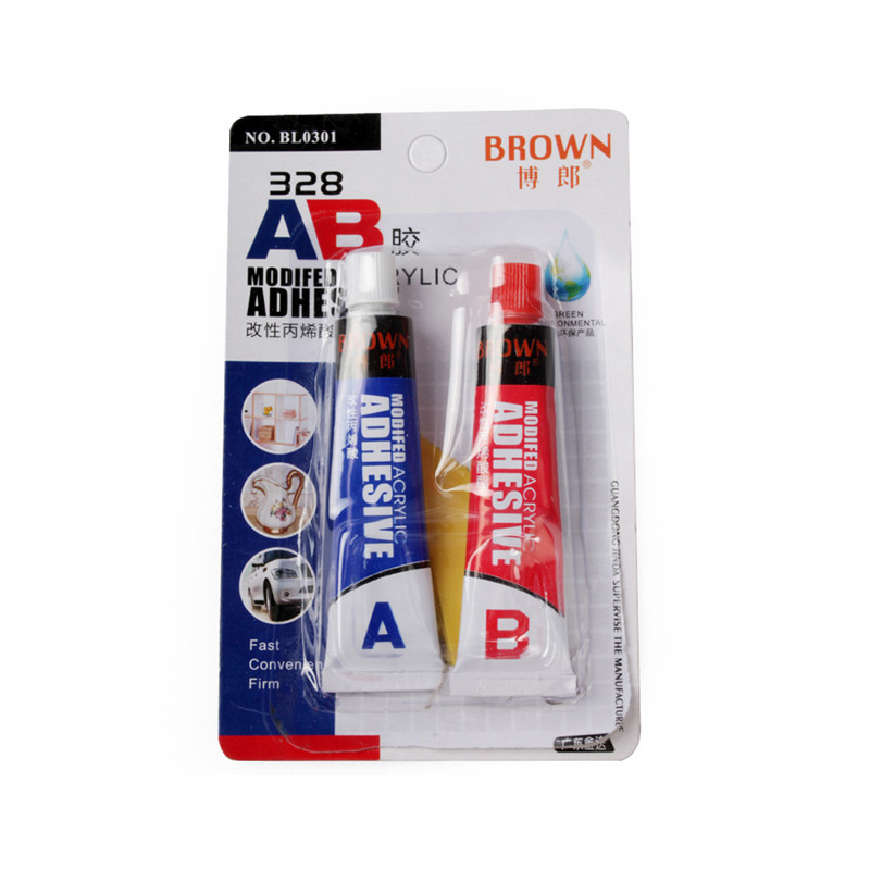 AB Modified Acrylic Adhesive Glue Super Sticky