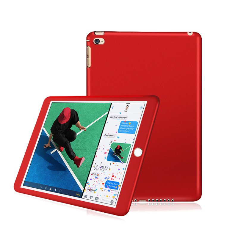 Slim Full Body Anti Fingerprint Tablet Case For iPad Mi