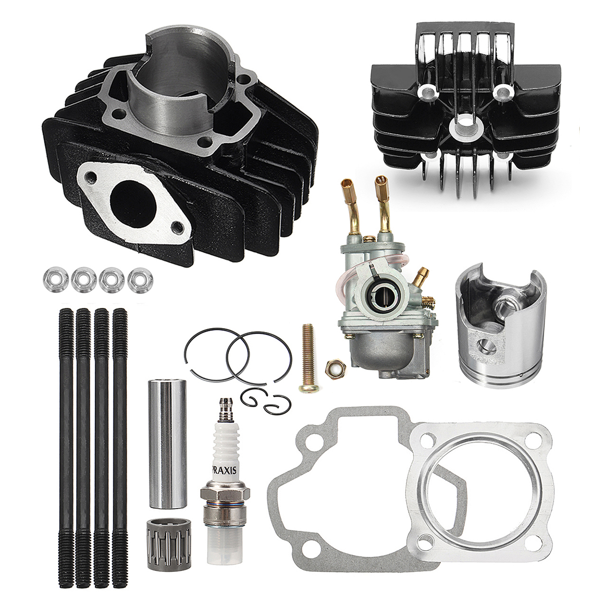 Cylinder Head PW50 Kit