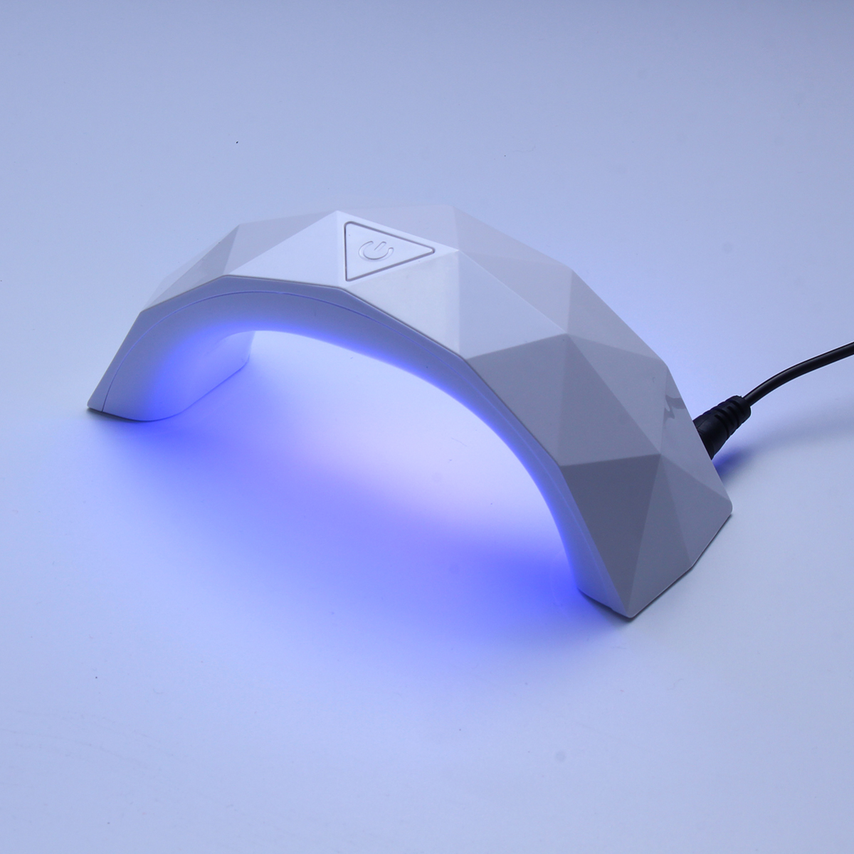 9W Mini UV LED Nail Dryer Gel Polish Lamp Light Curing