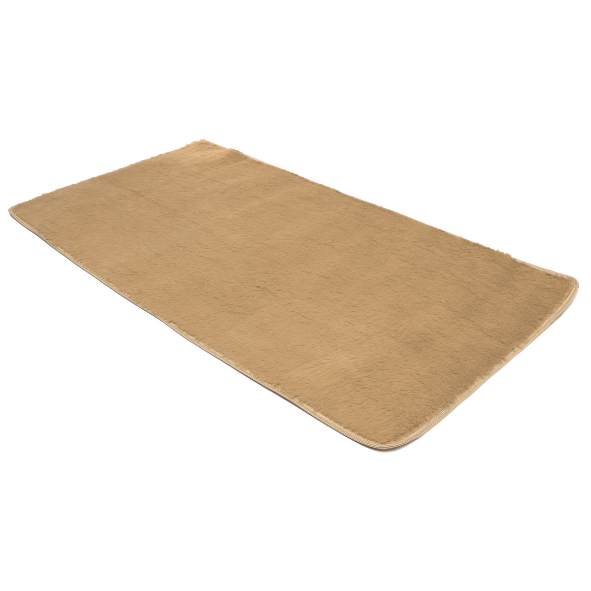 90x160cm Bedroom Fluffy Floor Mat Soft Shaggy Blanket Non Slip Living Room Rug