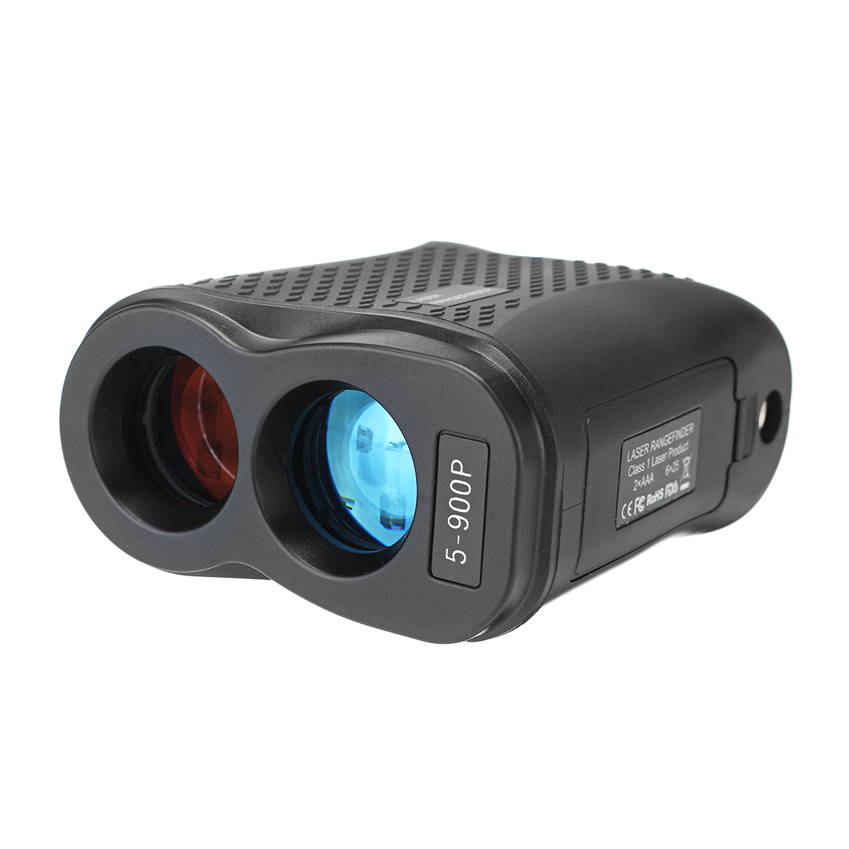 900M 6X Golf Rangefinder Outdoor Camping Hunting Measur
