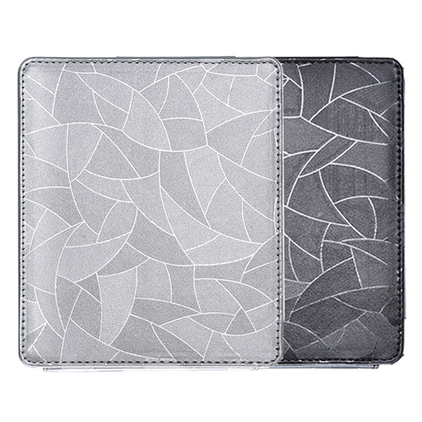 Ultra Thin three fold Maple leaf texture Tablet case co