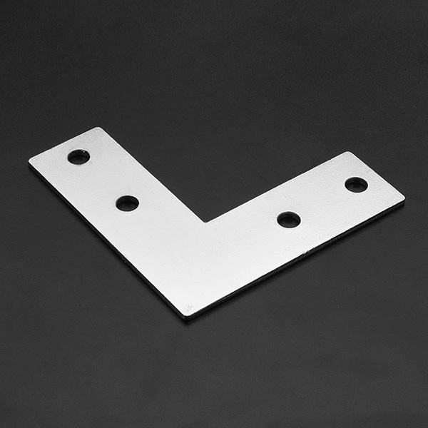Machifit 4040L Corner Connector L Shape Connector for 4040 Aluminum Profile