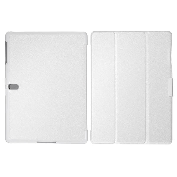 Ultra Thin three fold stand flip tablet case cover for