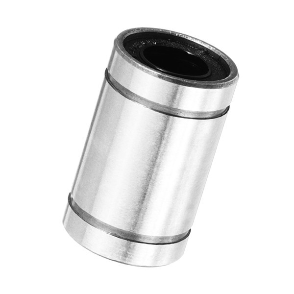 Machifit LM8UU 8mm Linear Ball Bearing Linear Bushing for CNC Router