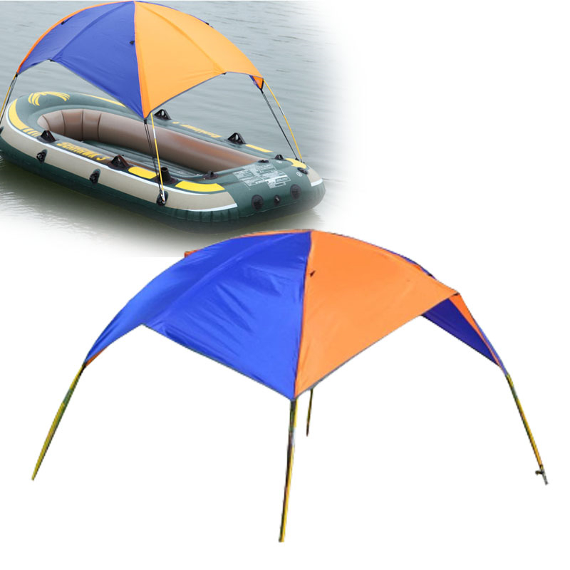 IPRee Sun Shelter Fishing Tent Inflatable boat Rubber B