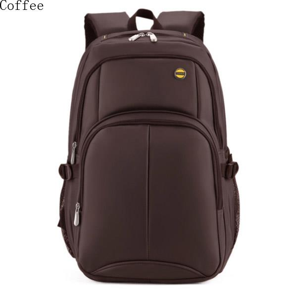 Men Women, Business Polyester Casual, 16 inch Shockproof, Travel Big Capacity, Shoulders Bag Backpack