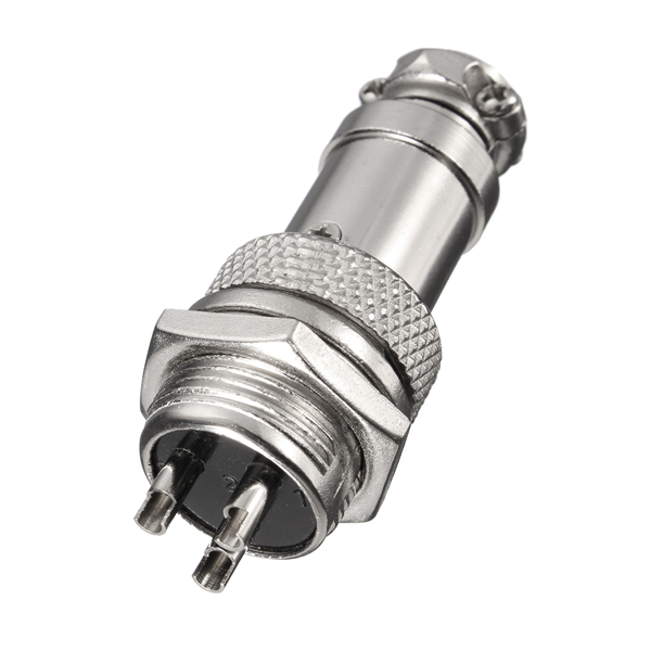 GX16 3pin Male & Female Connector