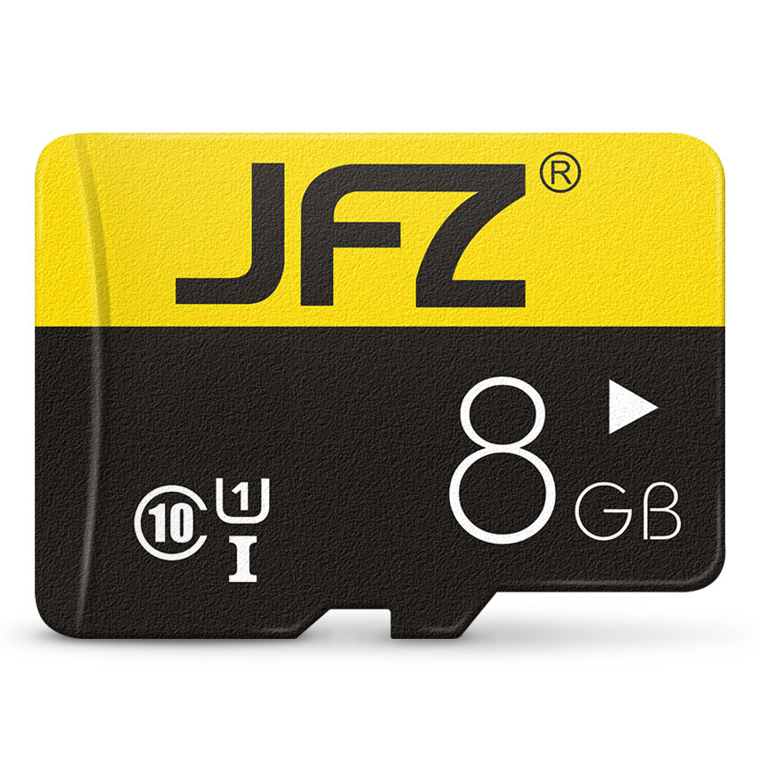 JFZ Two Tone Edition 8GB Class 10 TF Memory Card