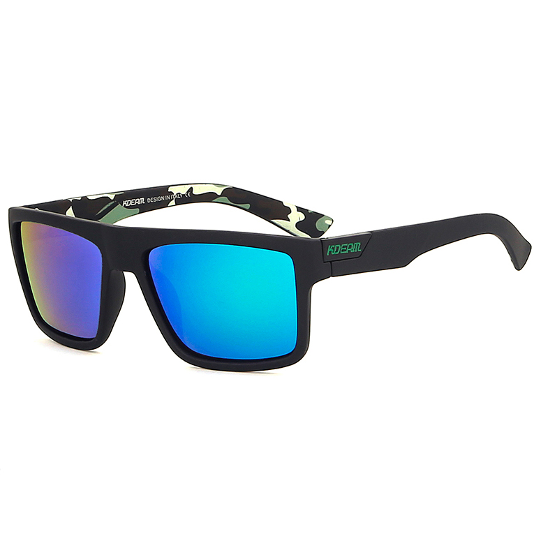 KDEAM KD05X Polarized Sunglasses Men Bicycle Fishing Cy