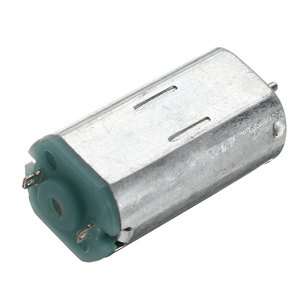 3.7V 32800rpm DC Motor N40 Strong Magnetic Carbon Brush Motor