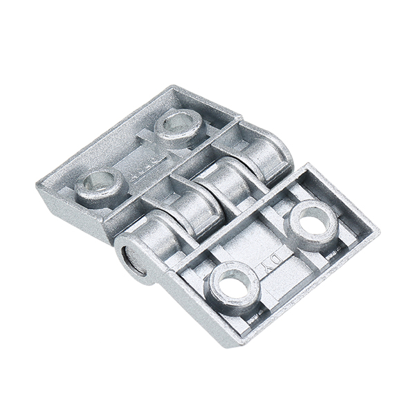 Machifit 4040 Aluminum Profile Connector Zinc Alloy Hinge for 4040 Aluminum Profile Extrusion Frame