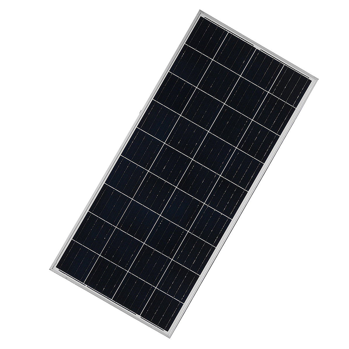 Elfeland P-140 140W 18V Poly Solar Panel Battery Charge