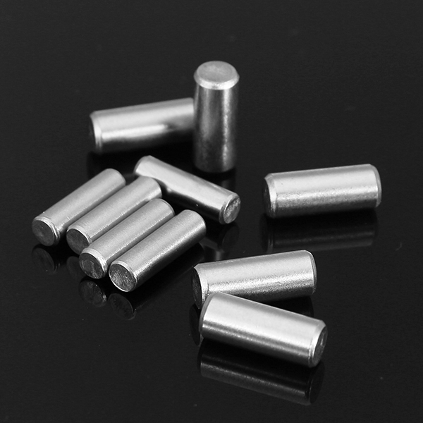 20pcs GB119 304 Stainless Steel Cylindrical Pin Locatin