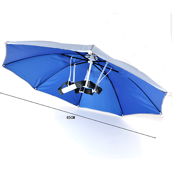 Windproof Summer Fishing Camping Hiking Foldable Sun Um
