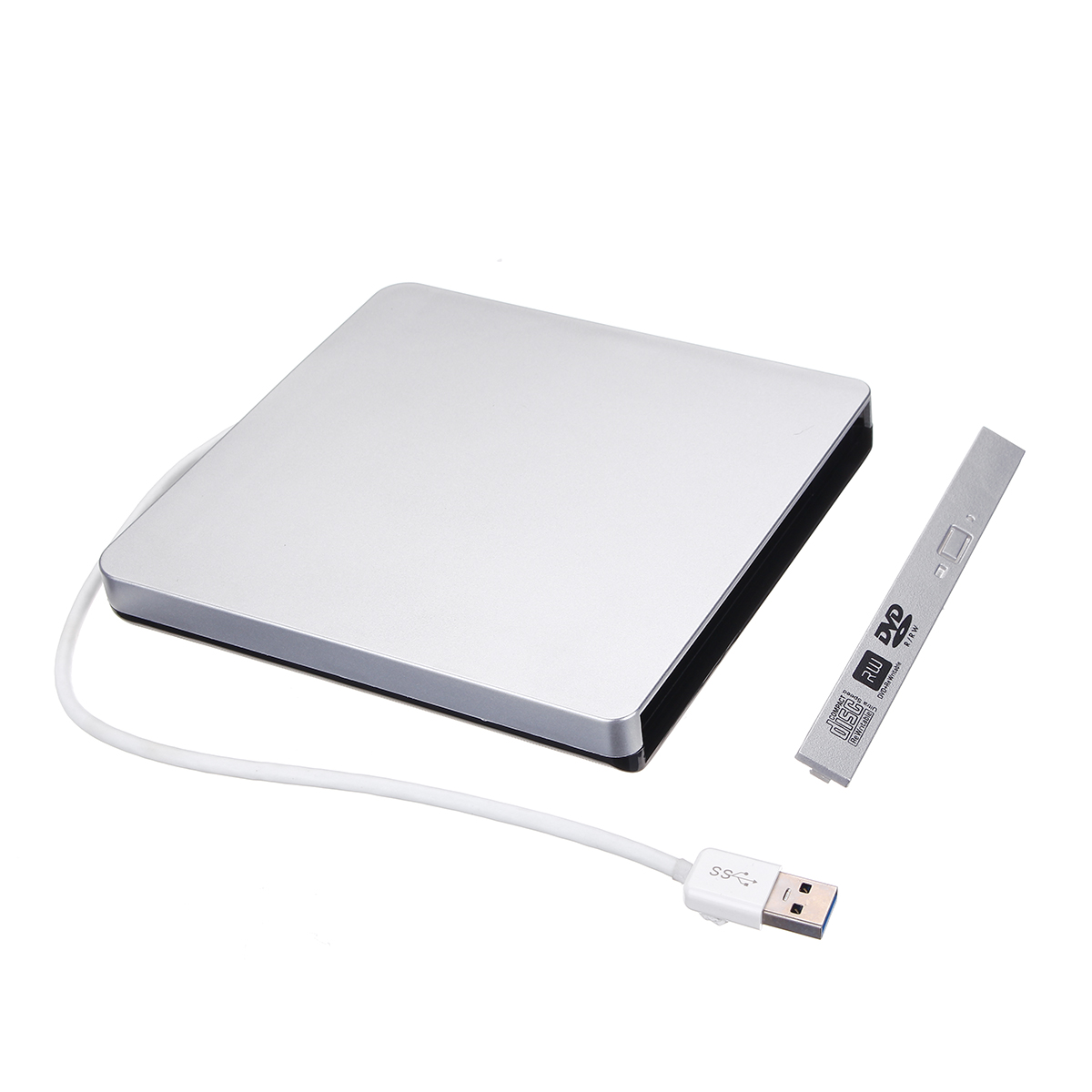 USB 3.0 SATA 9.5mm External Enclosure Case For Laptop C