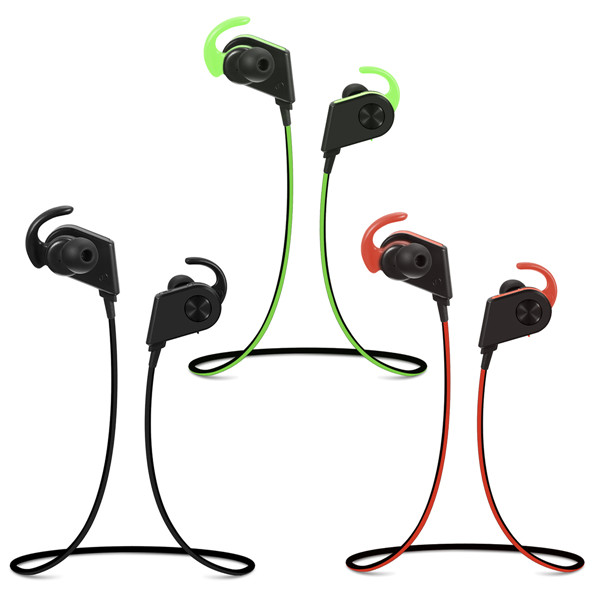 V8 APTX Wireless Bluetooth V4.1 Magnetic Sports Earphone Headphone Earbuds For Tablet