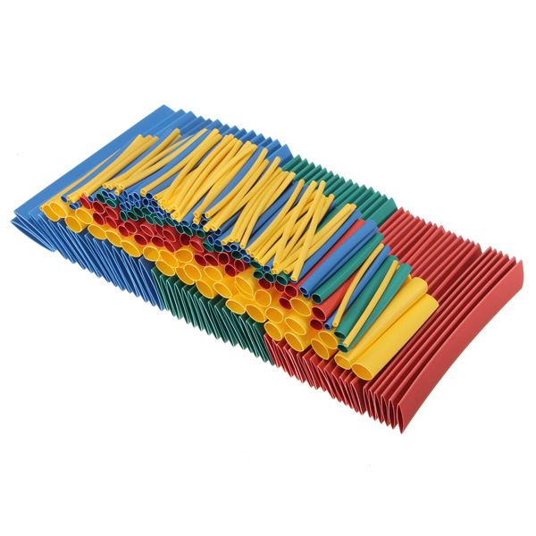 The Picture of Heat Shrink Tube Sleeving