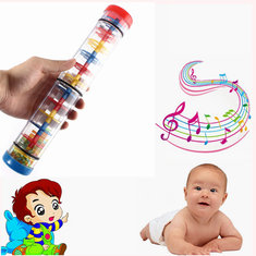 Orff Instruments L Baby Rainmaker Tube Shaker Sensory Auditory Music