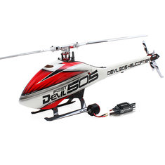 ALZRC Devil 505 FAST RC Helicopter Standard Combo