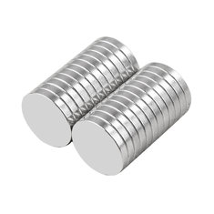 25pcs D12x2mm N52 Neodymium Magnets Rare Earth Strong Magnet