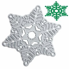 Metal Snowflake Christmas Cutting Dies DIY Scrapbook Album Paper Card Decor Tool