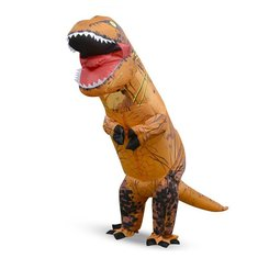 Dinosaur Adult Halloween Costumes Inflatable Costumes Air Blowing Up Clothes Funny Toys