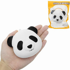 Giggle Bread Squishy Panda 10cm Slow Rising With Packaging Collection Gift Decor Soft