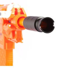 WORKER AK Series Flash Hider Version D For Nerf N-strike Elite Retaliator Toys Accessory