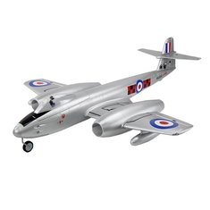 Dynam Gloster Meteor F.8 1270mm Wingspan EPO 12-Blade 70mm EDF Jet Fighter RC Airplane PNP