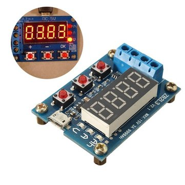Buy ZB2L3 Battery Capacity Tester External Load Discharge Type Module for $4.79 in Banggood store