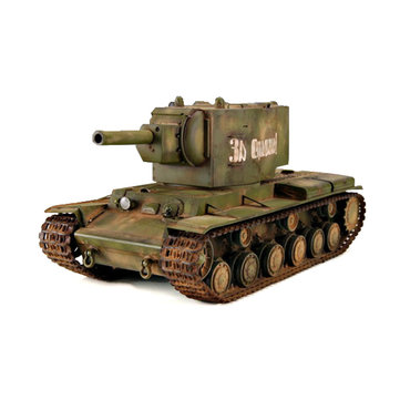 Buy Trumpeter 1/35 Soviet KV-2 Heavy Tank DIY Model Kit 233PCS Collection Toy Gift for $26.59 in Banggood store