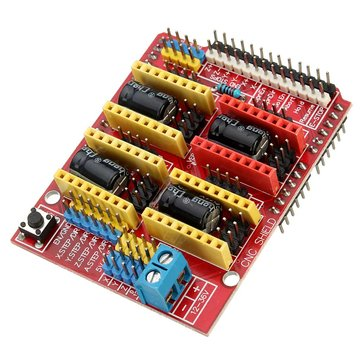 arduino cnc shield v3 expansion board for 3d printer