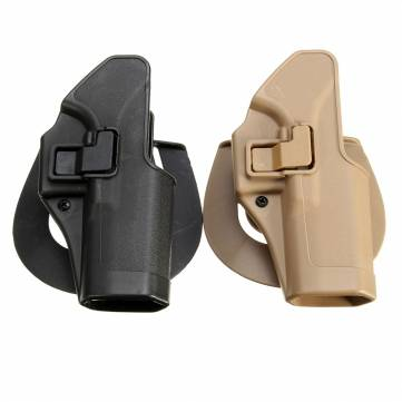 Buy Tactical Concealment Holster Right Hand Case Bag Tactical Simulation Sets For Glock 17 for $9.71 in Banggood store