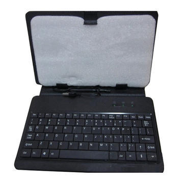 Buy USB Keyboard Bracket PU Leather Case With Stand For 7 Inch Tablet PC for $10.99 in Banggood store