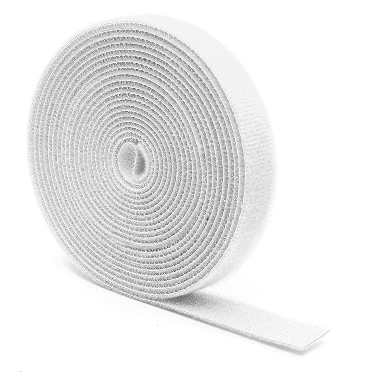 15mm 4.5m Multifuntional Self Adhesive Magic Stick Loop Tape Fasten Stick Cable Tie