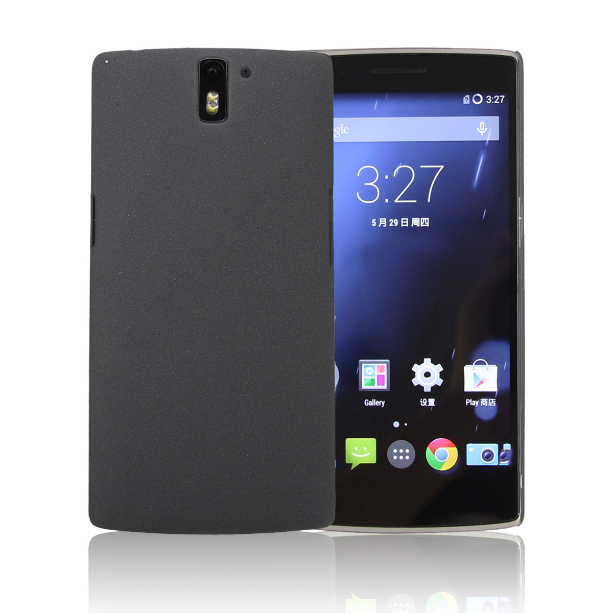 online retailer 80777 f790e Super Thin Hard PC Back Cover Case For Oneplus One A0001