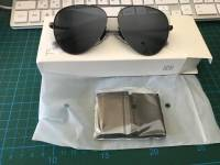 Xiaomi Sunglasses UV400 TS Polarized Lens 6 Layer Polarizing Film Glasses