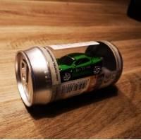 Mini Coke Can Remote Radio Control Micro Racing RC Car