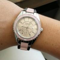 LONGBO 80303 Fashion Women Quartz Watch Rhinestones Dial Ladies Wrist Watch