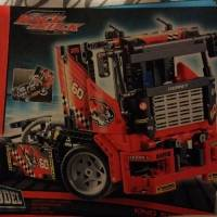 Decool 3360 608pcs Race Truck Car 2 In 1 Transformable Model Building Blocks Toys Sets DIY Toys With Box