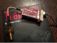 ImmersionRC Tramp HV 6-18V 5.8GHz 1mW to>600mW Video Transmitter International Version V2