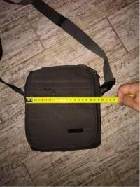 Nylon Waterproof Leisure Travel Crossbody Bag Large Capacity Handbag Shoulder Bag for Men