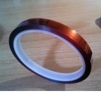 High Temperature Heat Resistant Kapton Tape Polyimide