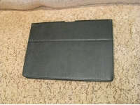 Black PU Leather Case Stand For Asus Eee Transformer Pad TF300 TF300T
